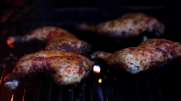 BBQ grill csirke szárny grill