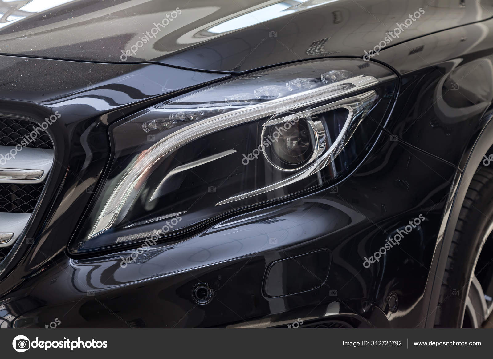 29+ Mercedes Headlights