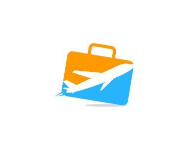 Travel Agency Logo Design Template