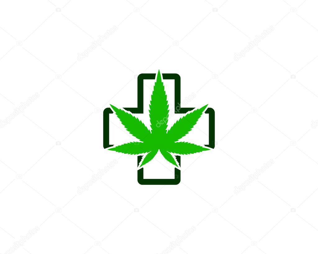 Nature Medical Logo Icon Design