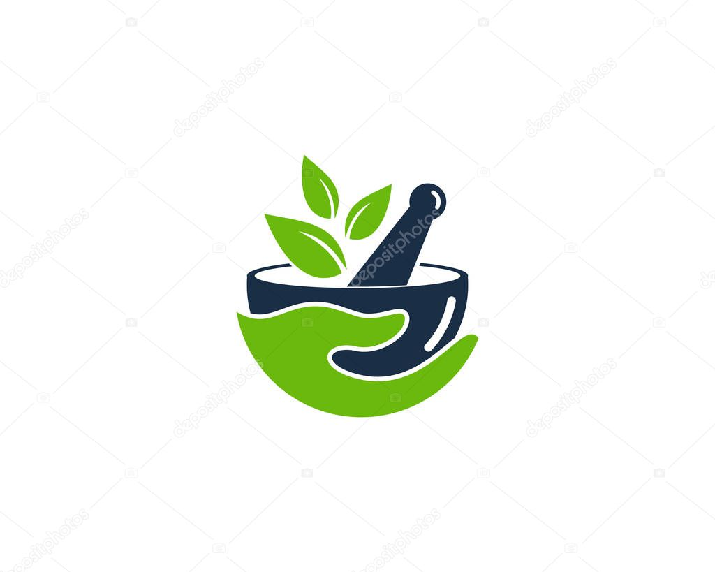 Medicine Care Logo Icon Design