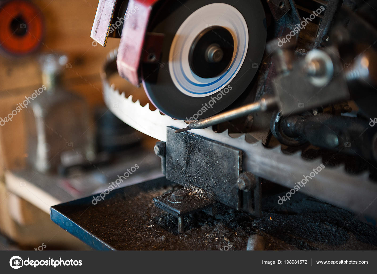 Images: sharpen the saw   Sharpening Band Saw Blades Machine