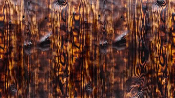 Holzstruktur, beweglicher Hintergrund, nahtlose Schlaufe
