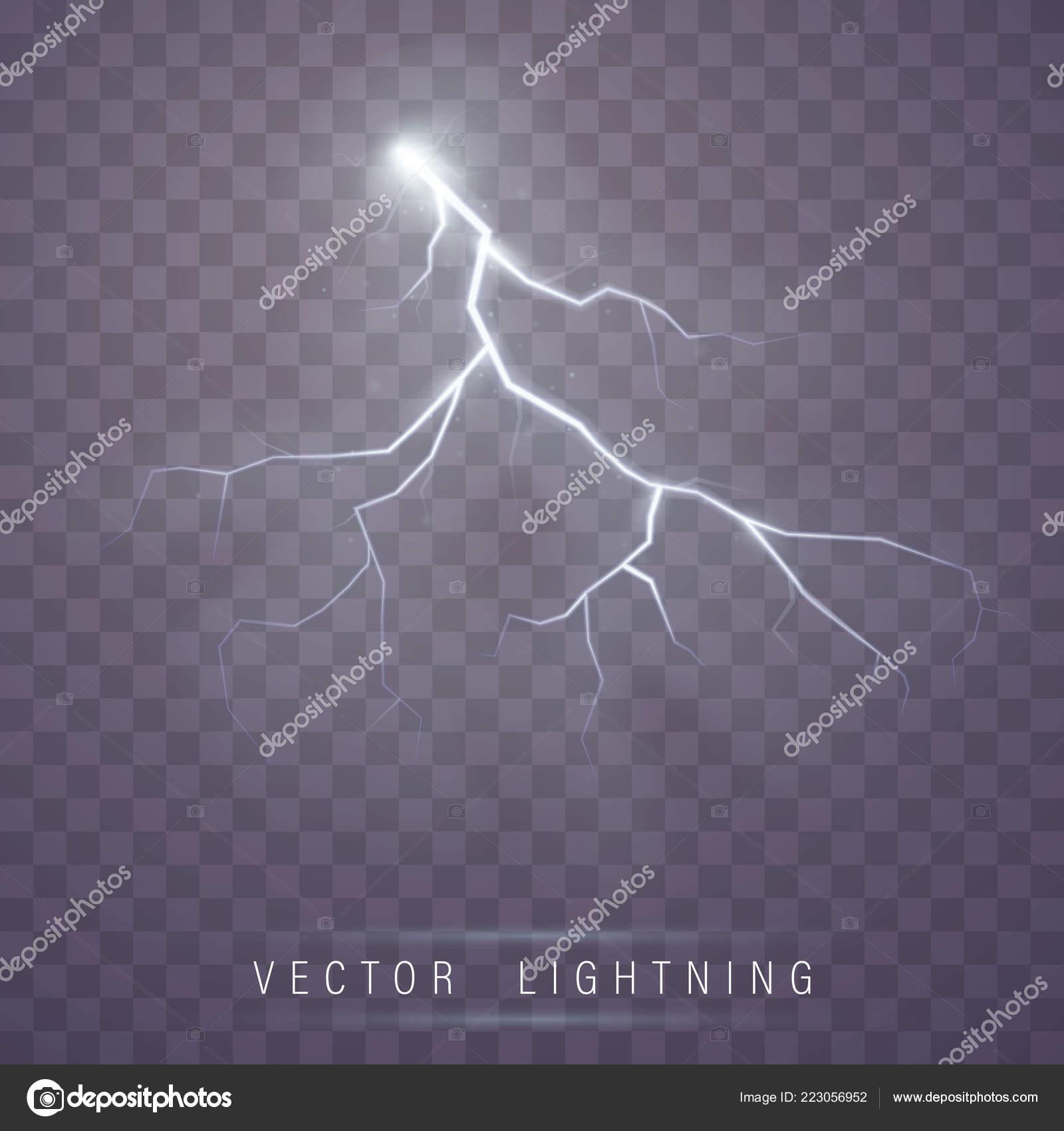 Lightning flash bolt — Stock Vector © ikril #223056952
