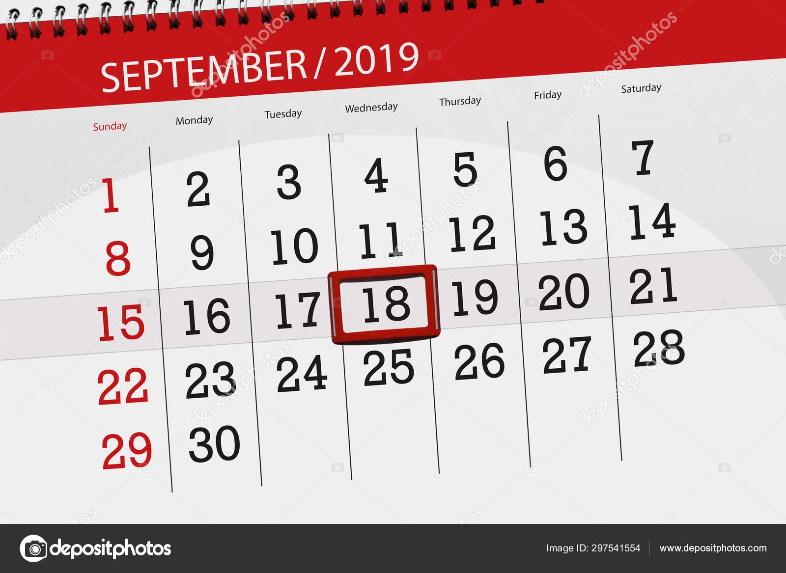 Actividadesfamiliaaboutcom Calendario 2020.Calendario Septiembre 18