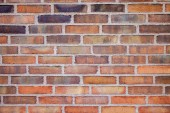 Fotografie full frame of empty brick wall background