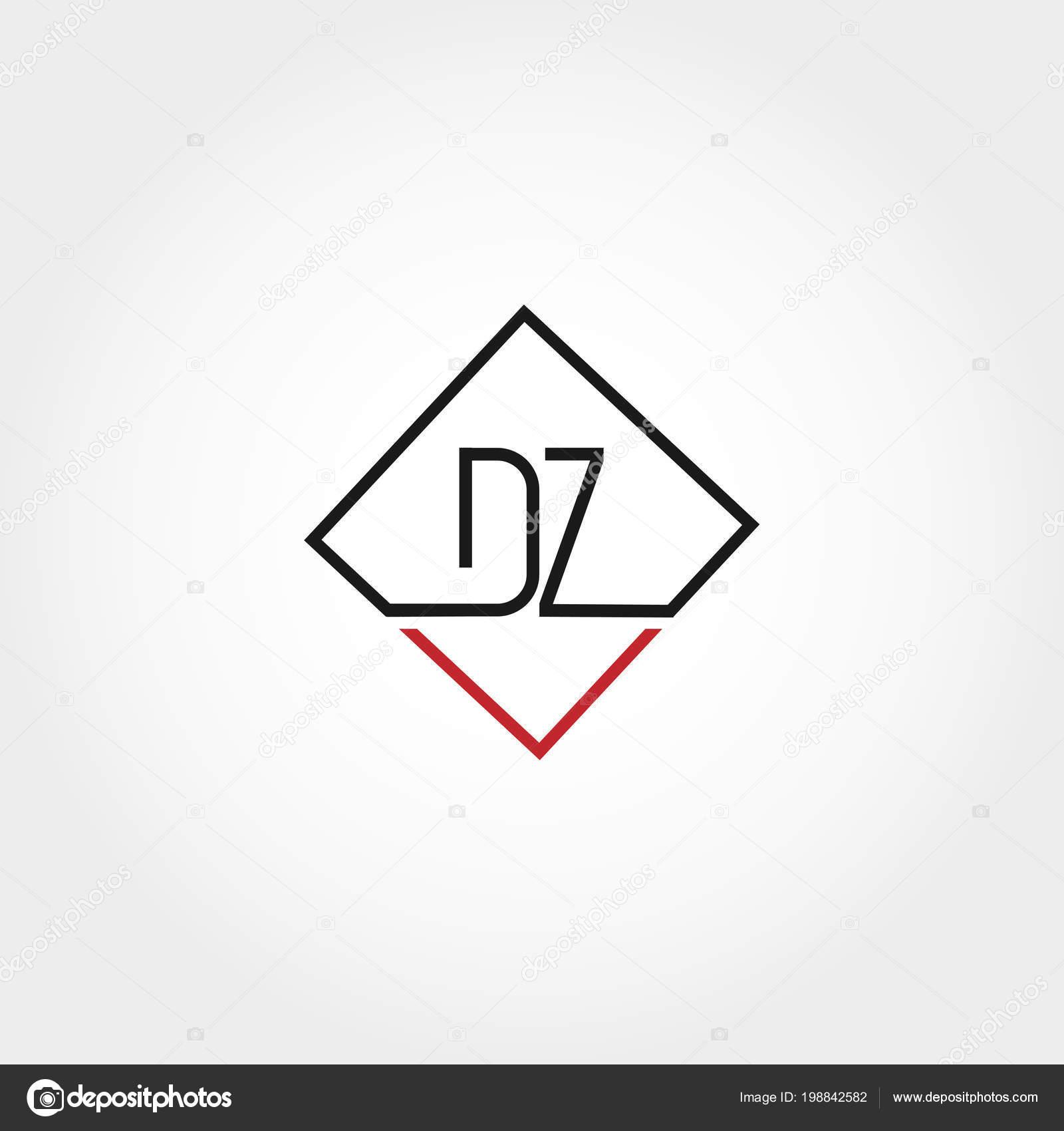 Initial Letter Logo Design — Stock Vector © mohammad
