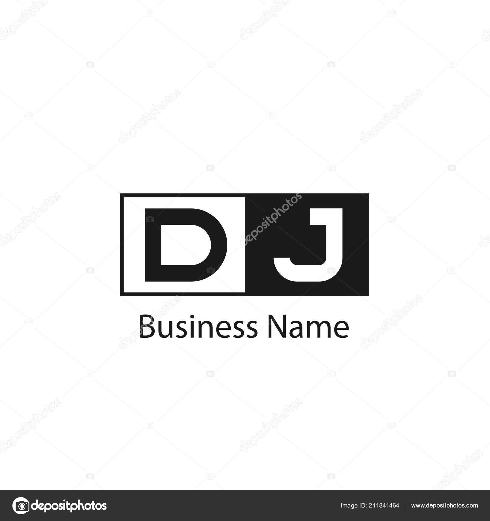 Initial Letter Logo Template Design — Stock Vector © mohammad ...