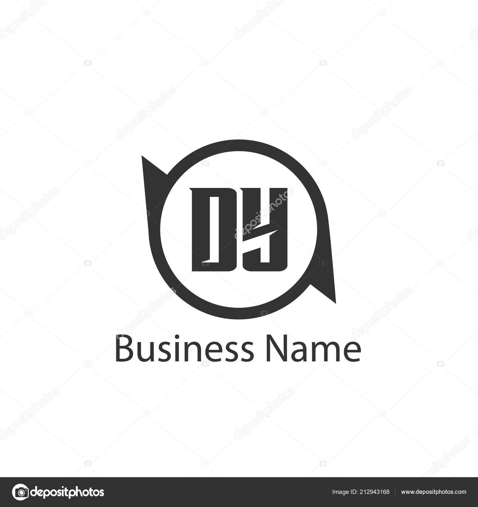 Lettre Initiale Conception Modele Logo Image Vectorielle Mohammad Muhtadi14 Gmail Com C 212943168