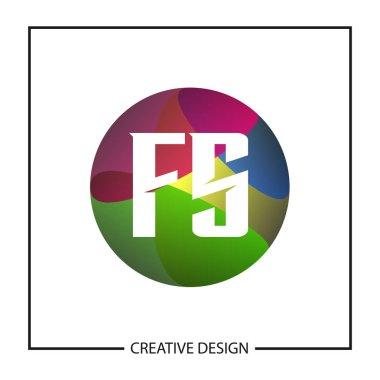 Initial Letter Logo FS Template Design