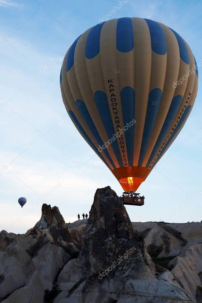 Cappadocia Turkey Balloon Festival