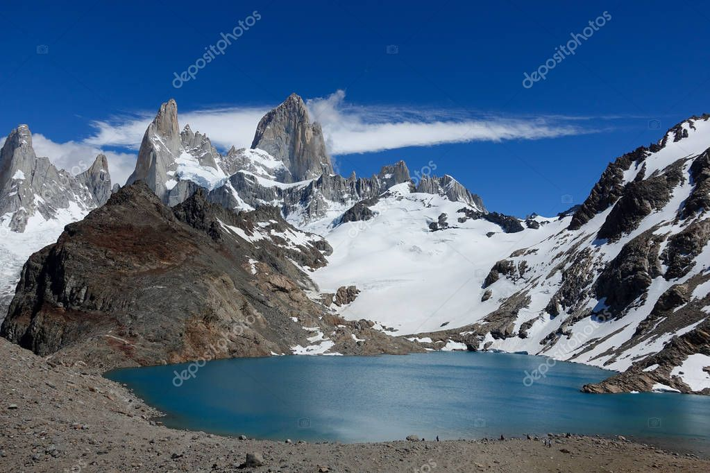 MAGNIFICENT MT. FITZ ROY PATAGONIA Nature at its purest, I believe thats how Id describe Patagonia! Nature reigns, the air is pure and crispy while the sky is at its bluest; there you truly feel alive!