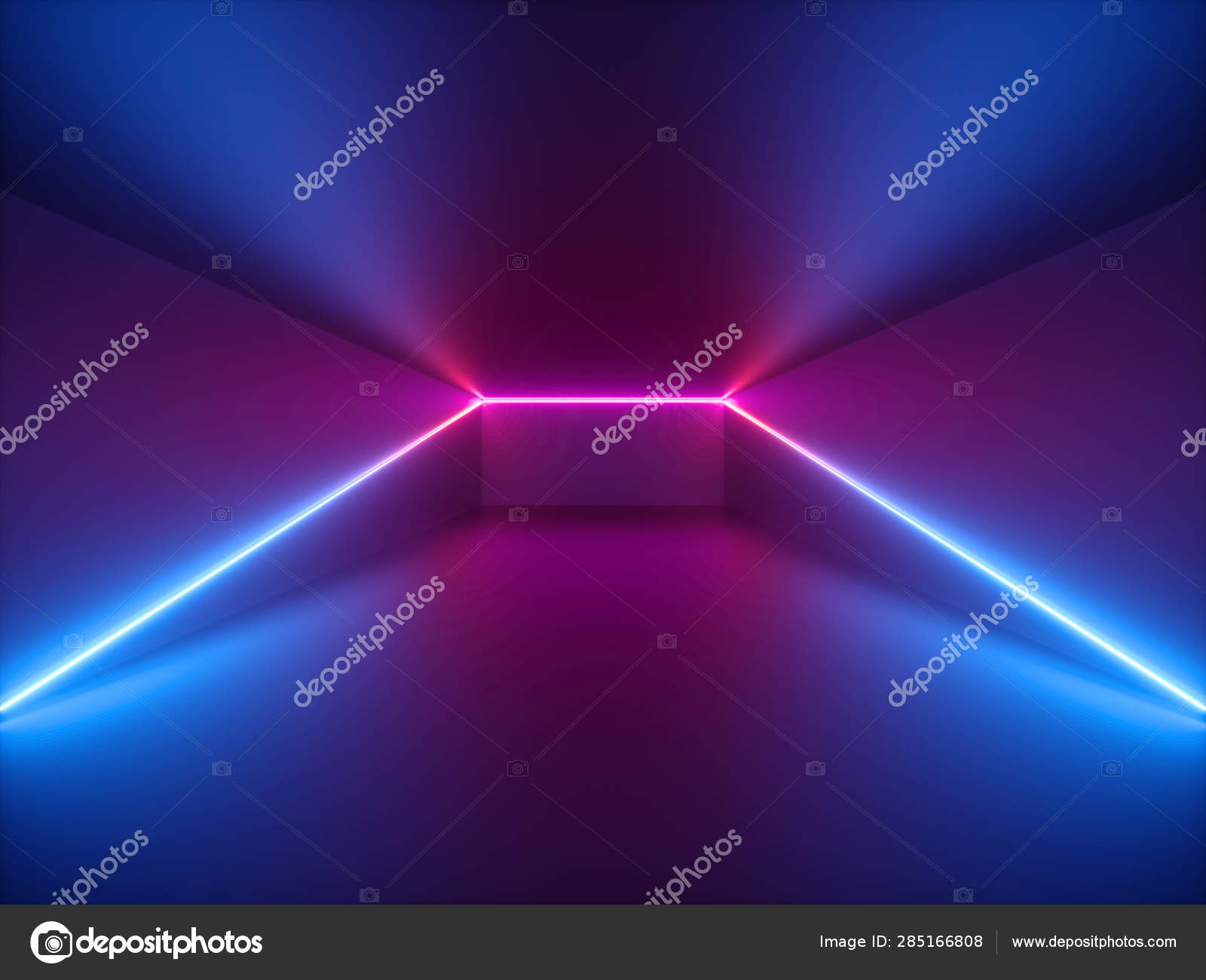 Fabulous 3D Render Pink Blue Neon Light Abstract Background With Download Free Architecture Designs Scobabritishbridgeorg