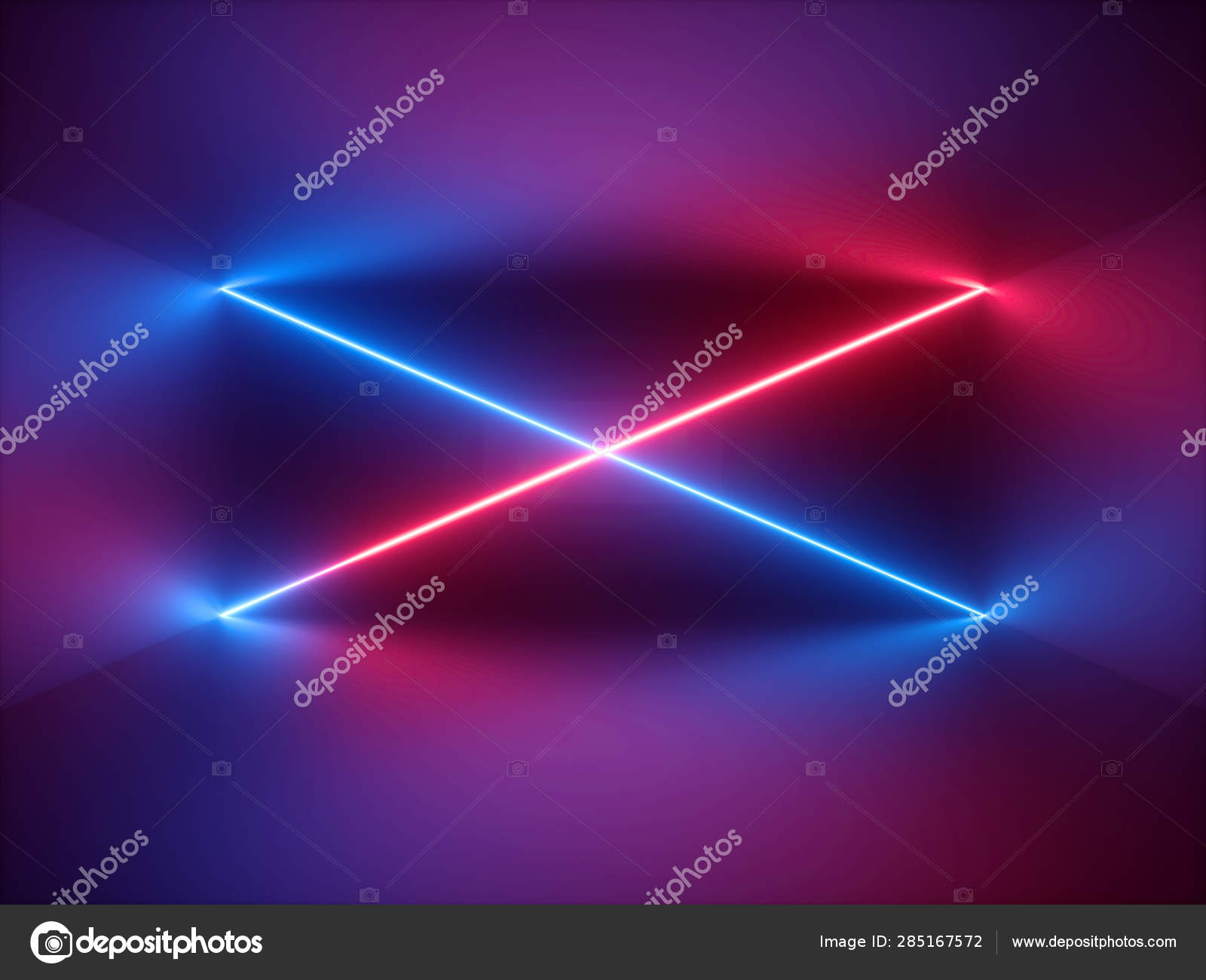 Amazing 3D Render Red Blue Neon Light Abstract Background With Download Free Architecture Designs Scobabritishbridgeorg