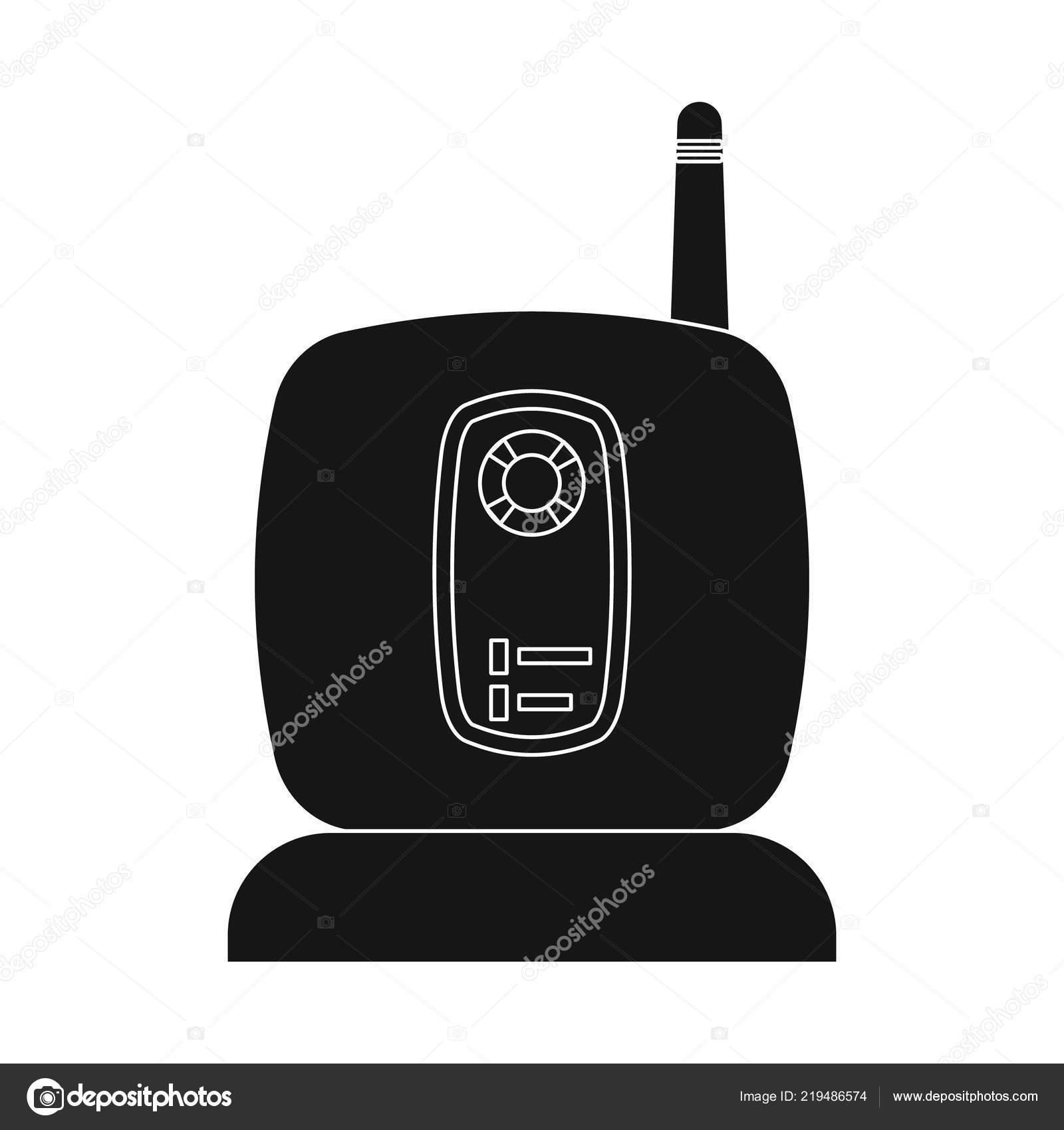 Vector Design Of Office And House Symbol Set Of Office And System