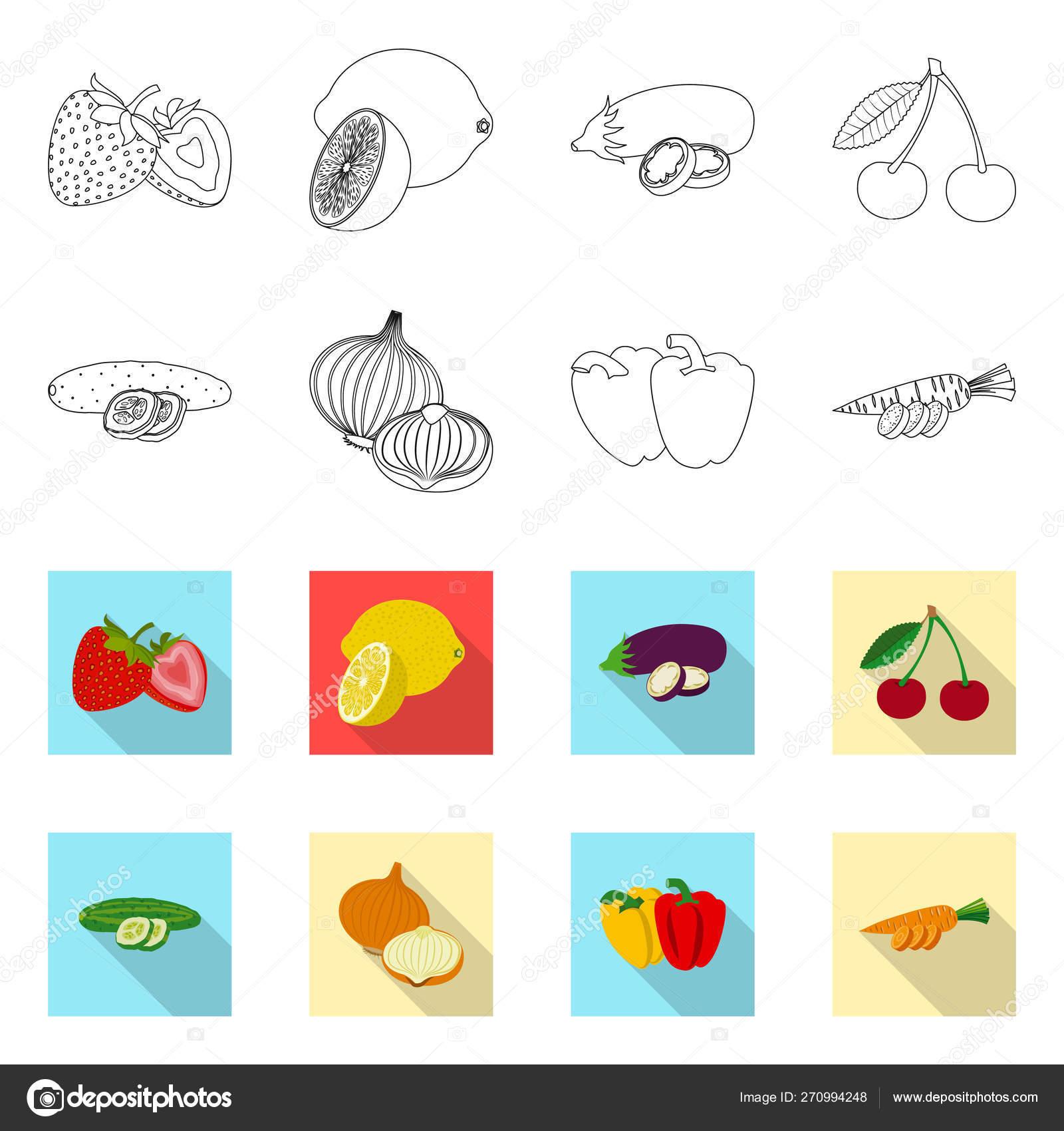 упростился порядок картинка условного обозначения фрукты и овощи удивительно красивая