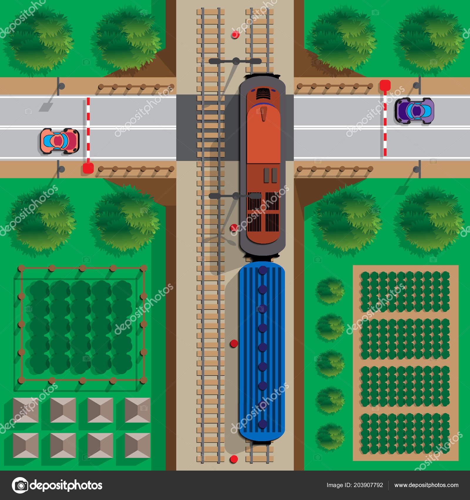 railroad crossing games download