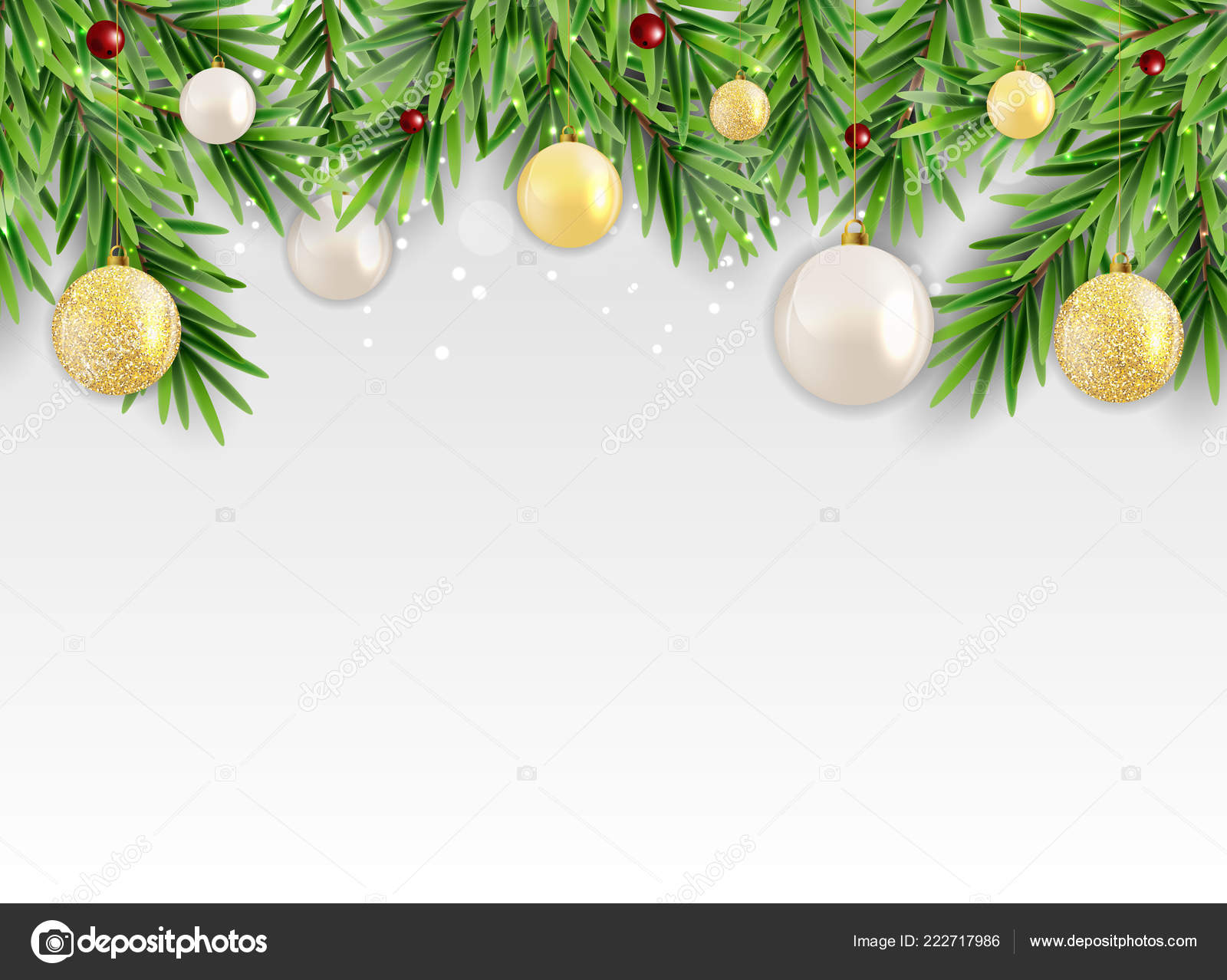 Holiday Christmas Background.Abstract Holiday New Year And Merry Christmas Background