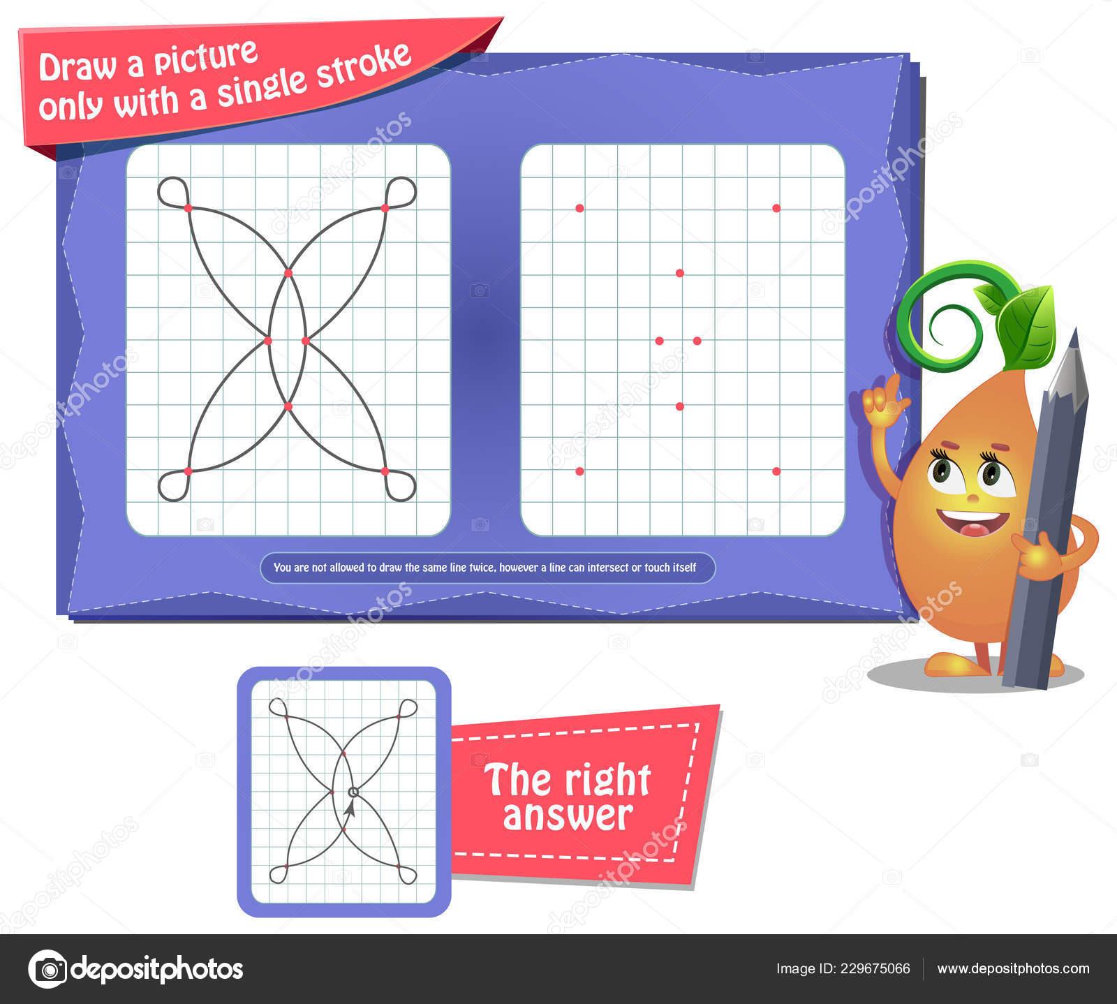 Görsel Eğitim Oyun çocuklar Yetişkinler Için Beyin Gelişimi Boyama