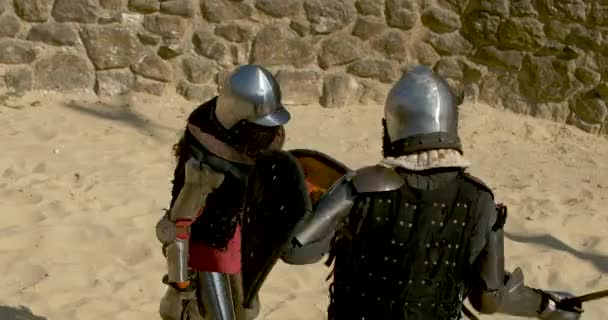 Not a feminine hobby for medieval battles