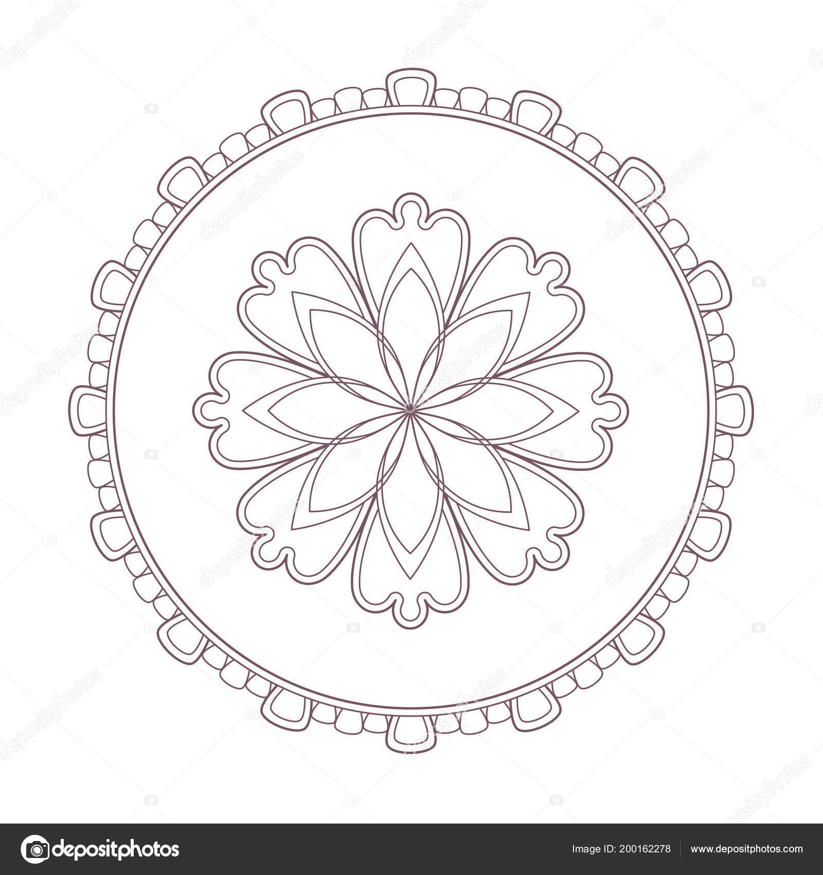 Simple Mandala Design Simple Design Mandala Useful