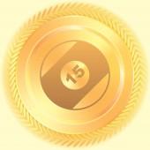 Ilustrované ikony izolované na pozadí-kulový míč