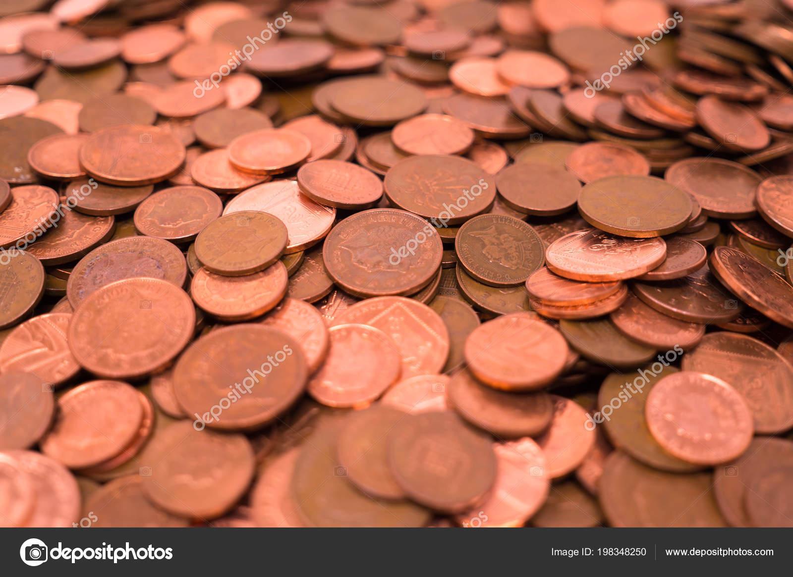 British Coins — Stock Photo © Powerofflowers #198348250