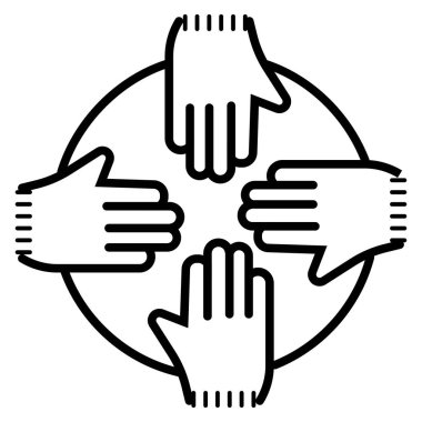 teamwork career icon business strategy