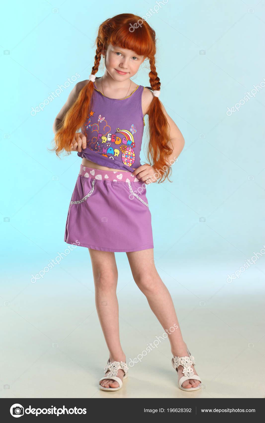 Brilliant Redhead teen babes show