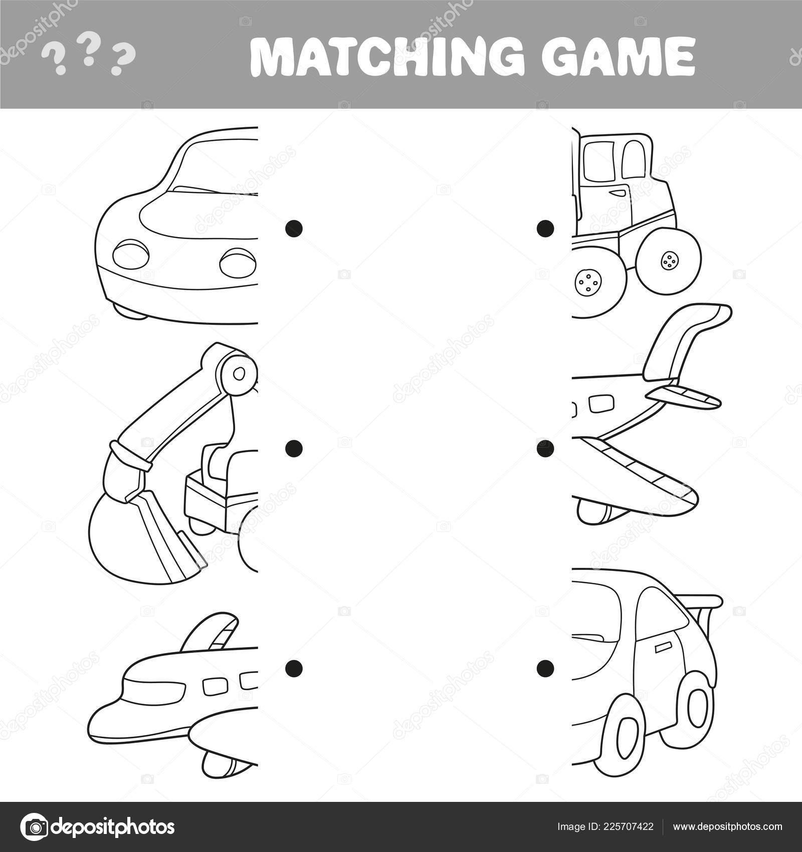 Ilustración De Dibujos Animados De La Actividad De La