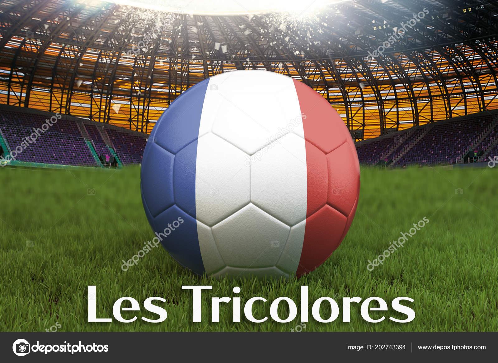 Футбол на французском языке
