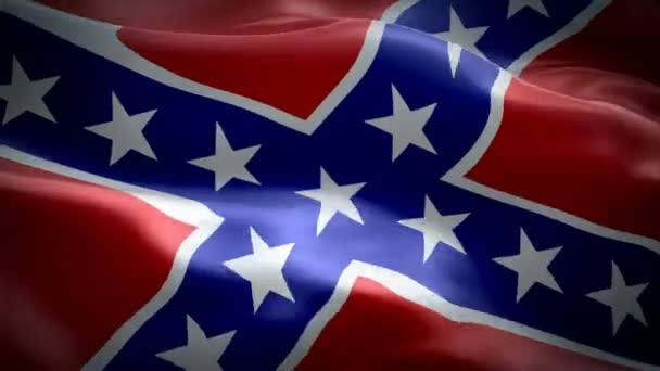 Confederate Waving Flag National Rebel Flag Waving Sign Confederate