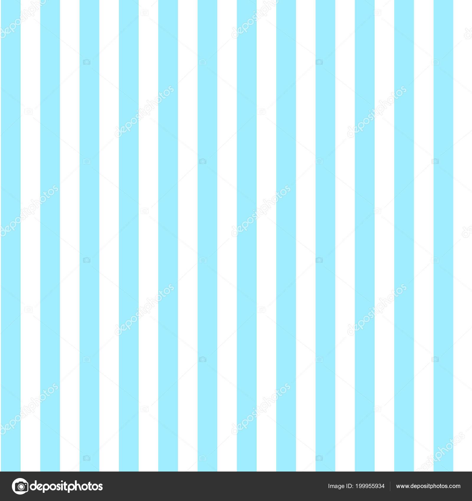Seamless Pattern Vertical Stripes Line Blue Vector