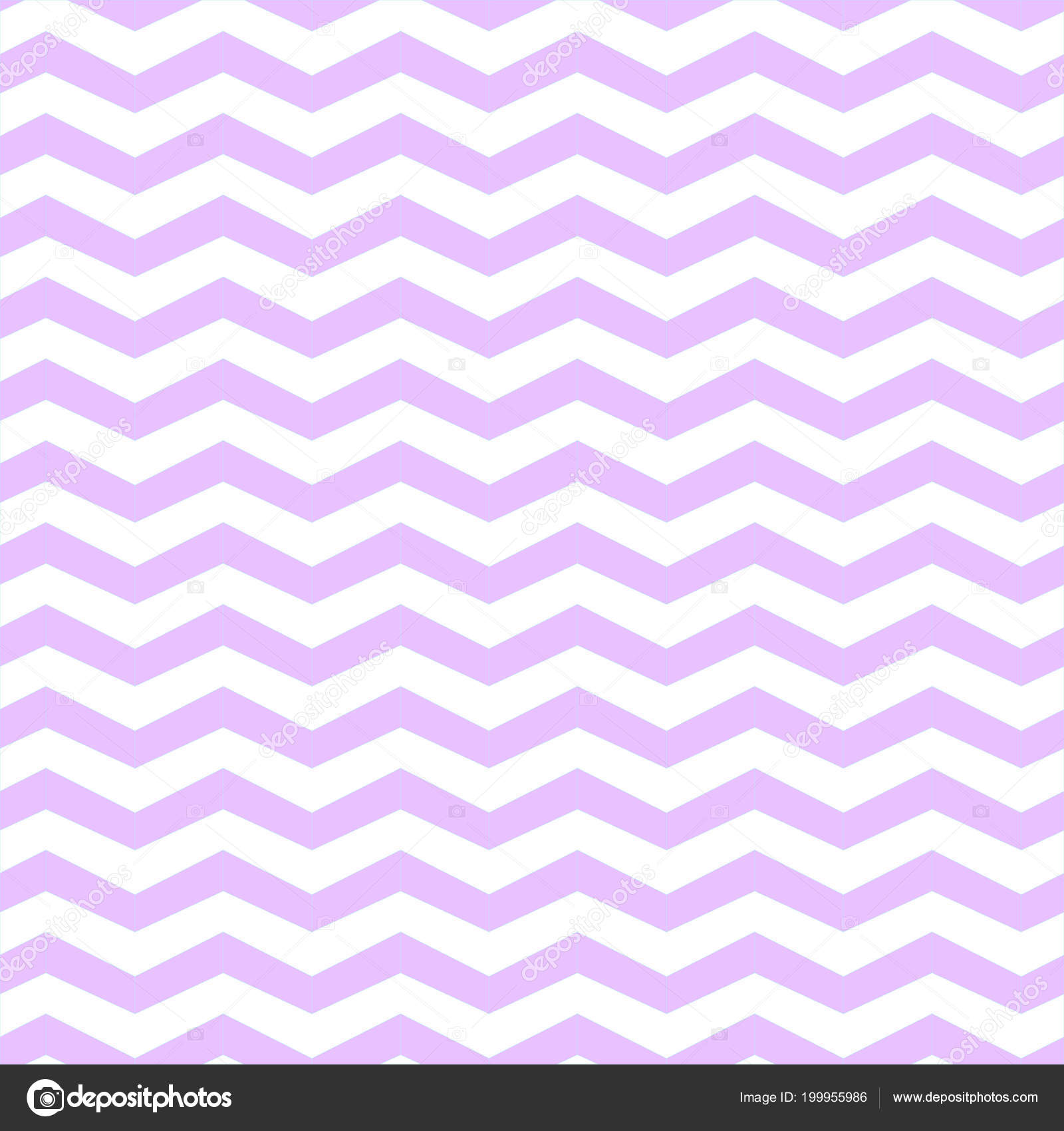 Chevron Seamless Pattern Pastel Pink Vector