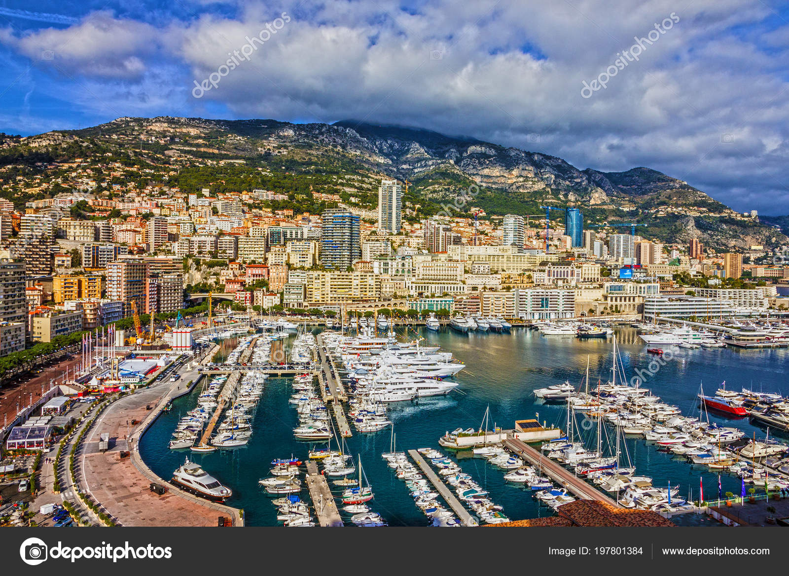 Monaco,monte carlo,france,evening,blue hour - free image from ... | 1167x1600