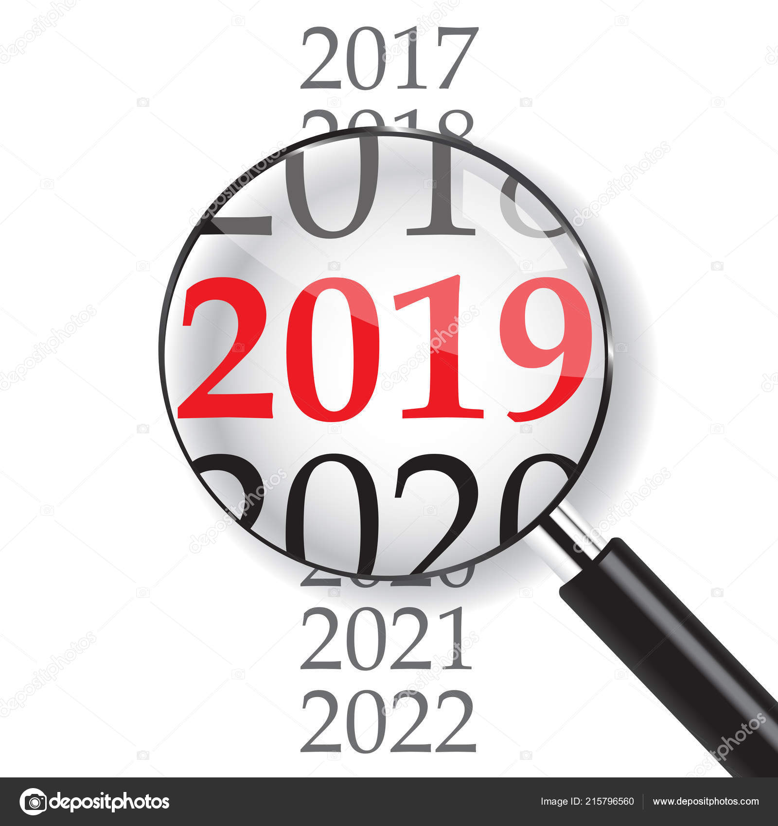 close year 2019 new year coming wish you all best stock vector