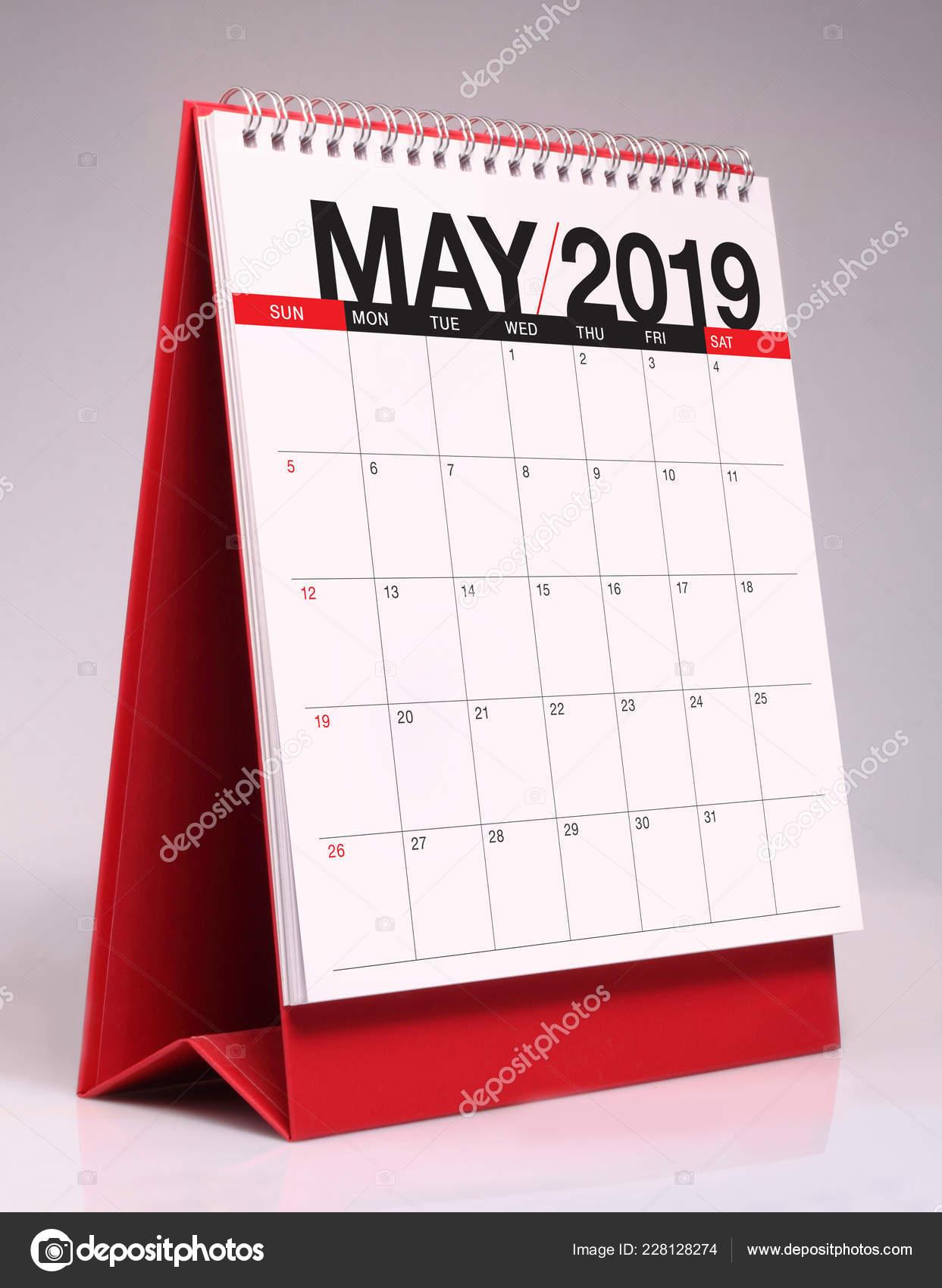 Výsledek obrázku pro kalendář květen 2019