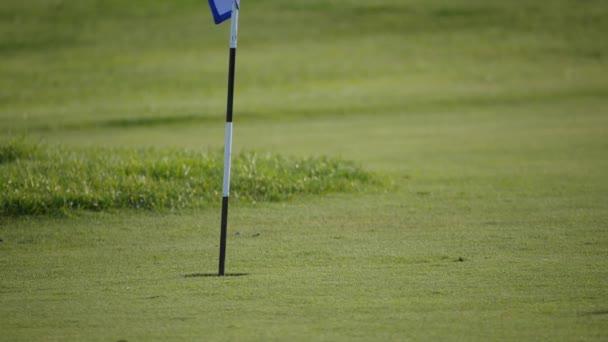 Chcete-li hrát golf, zelená tráva