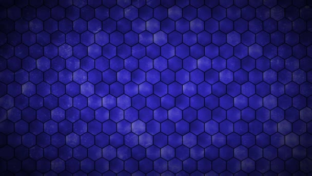 beautiful abstract background with blue rays
