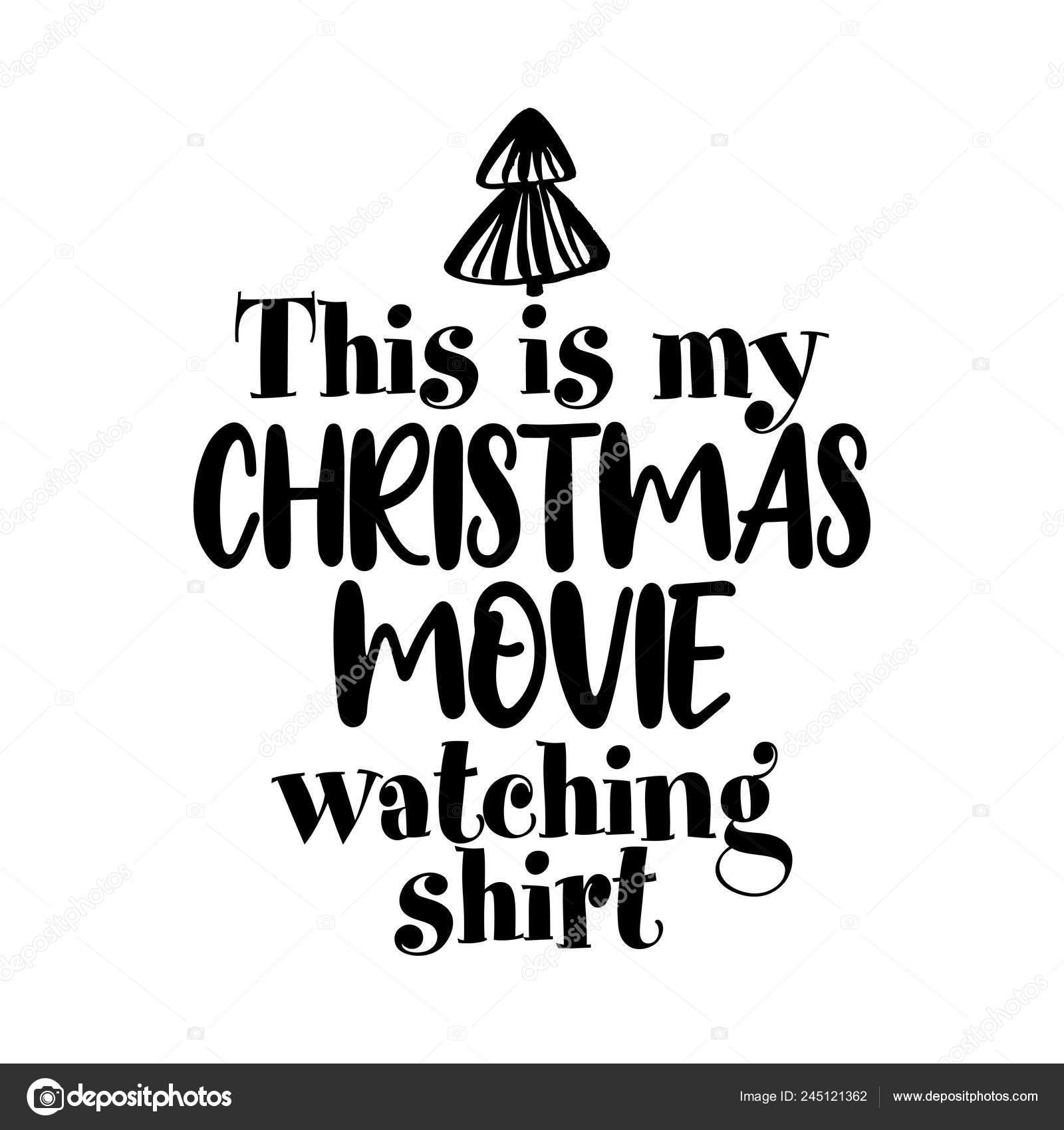 Frasi Di Natale Film.Questa Mia Camicia Guarda Film Natale Frase Calligrafia Natale