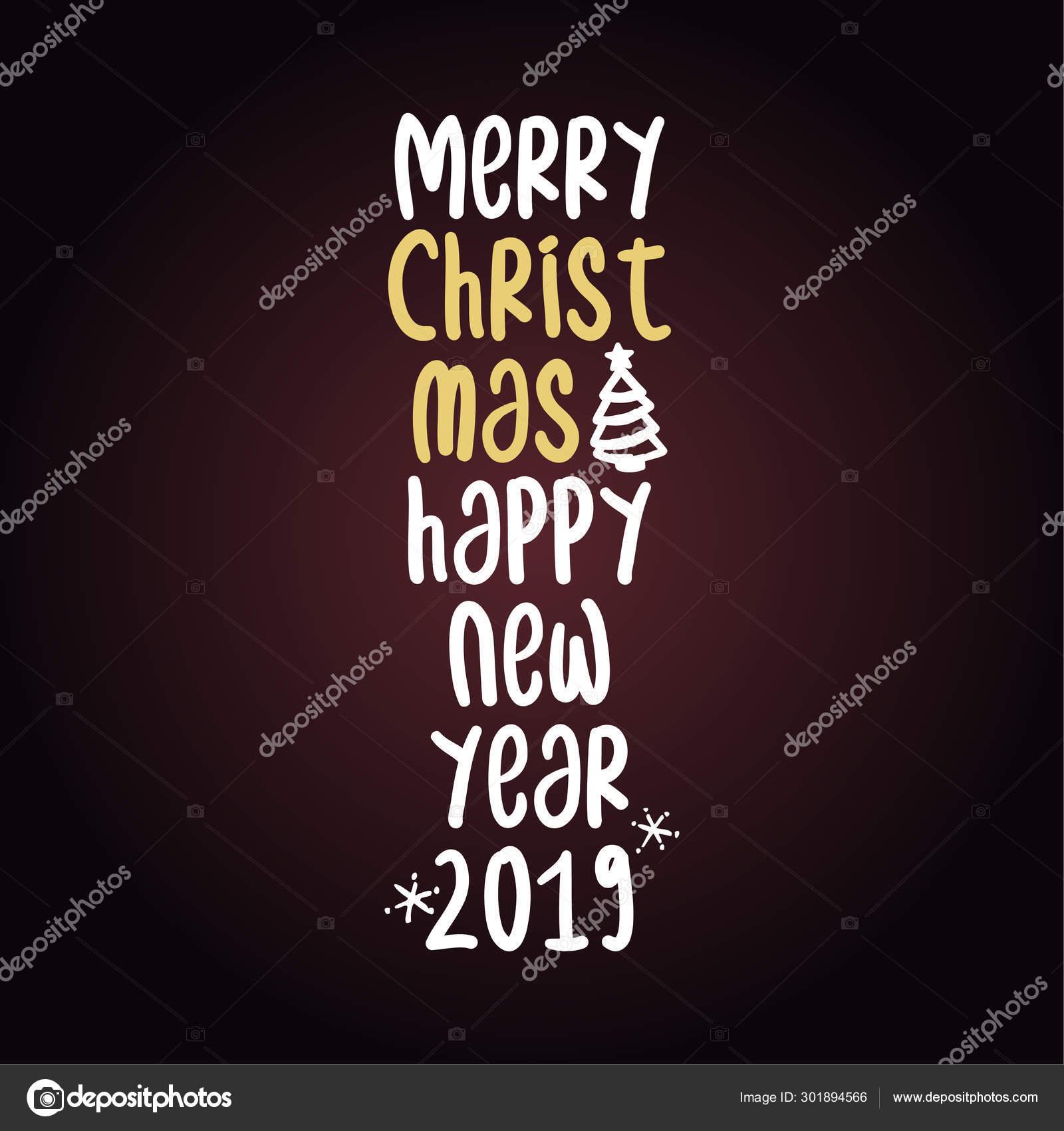 Frasi Auguri Buon Natale E Felice Anno Nuovo.Buon Natale Felice Anno Nuovo Frase Calligrafia Lettere