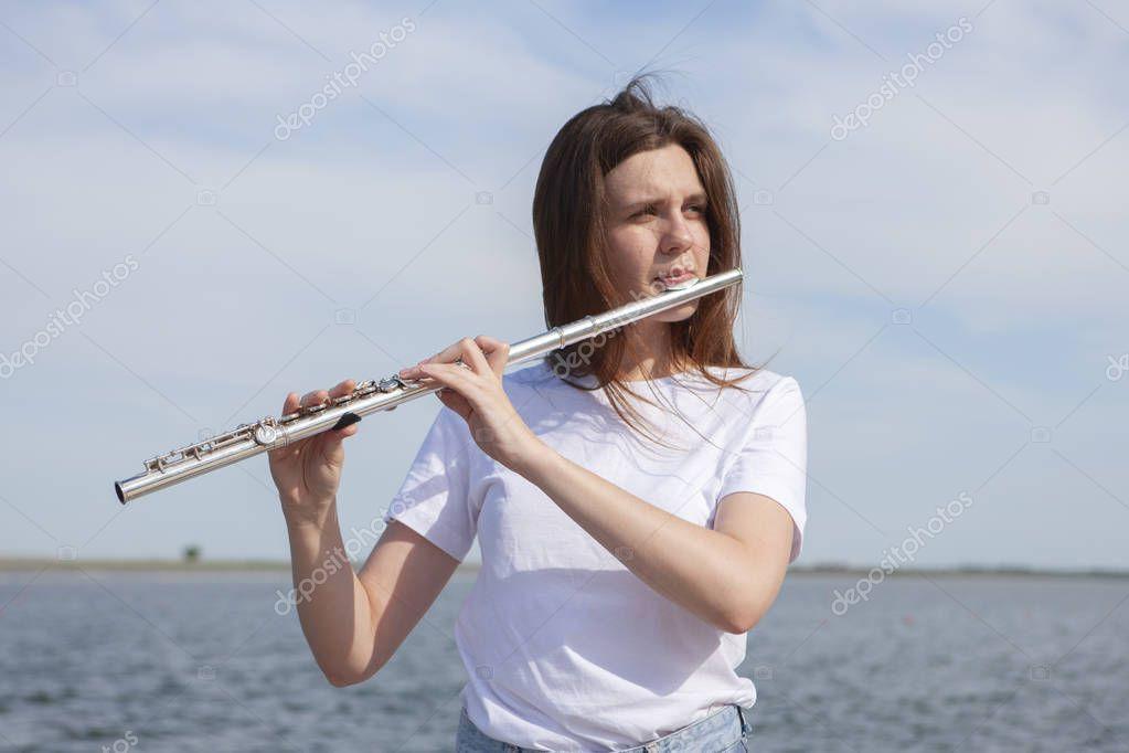 На флейте в сперме фото — pic 7