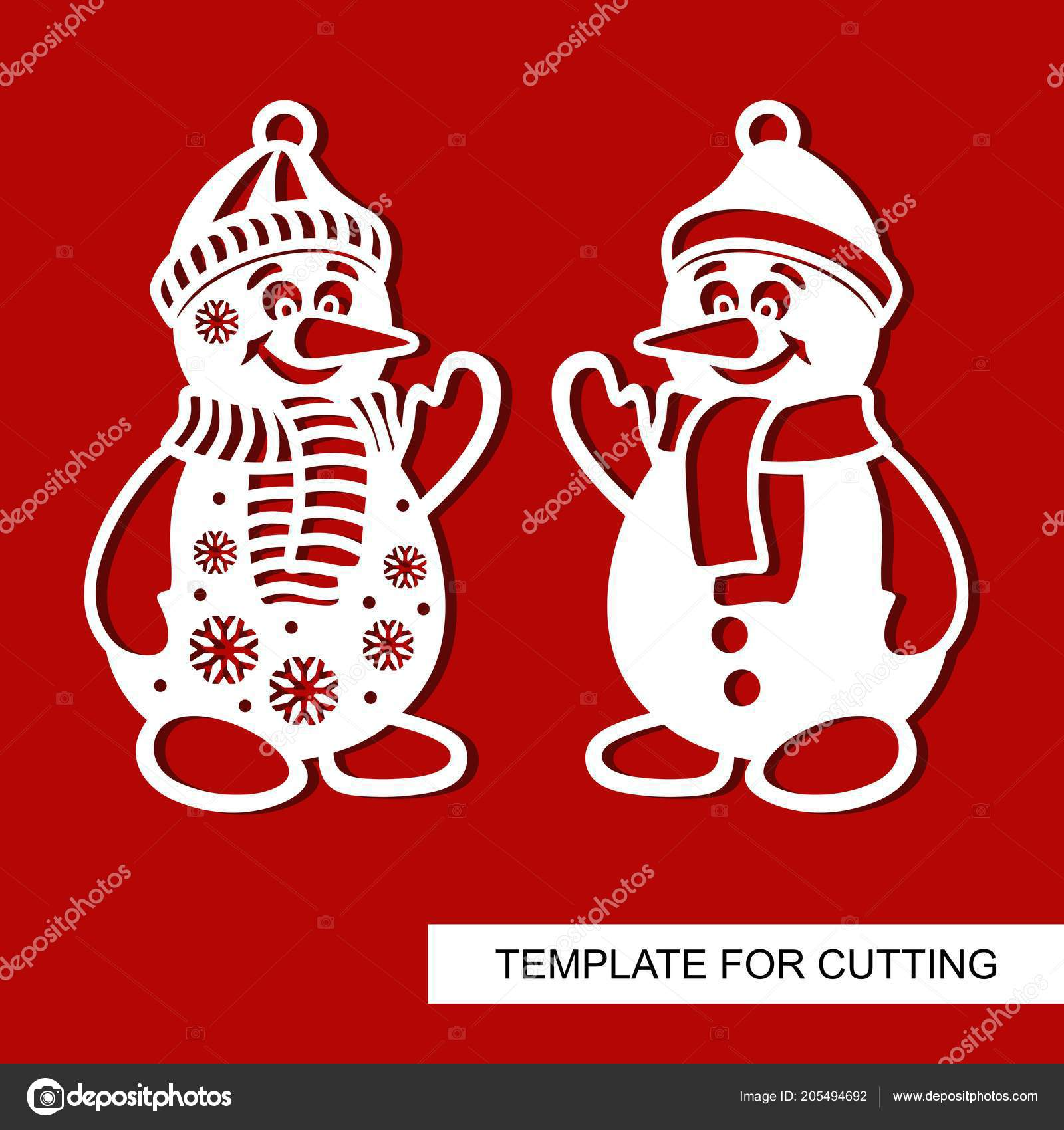 silhouette snowman templates laser cutting wood carving plotter