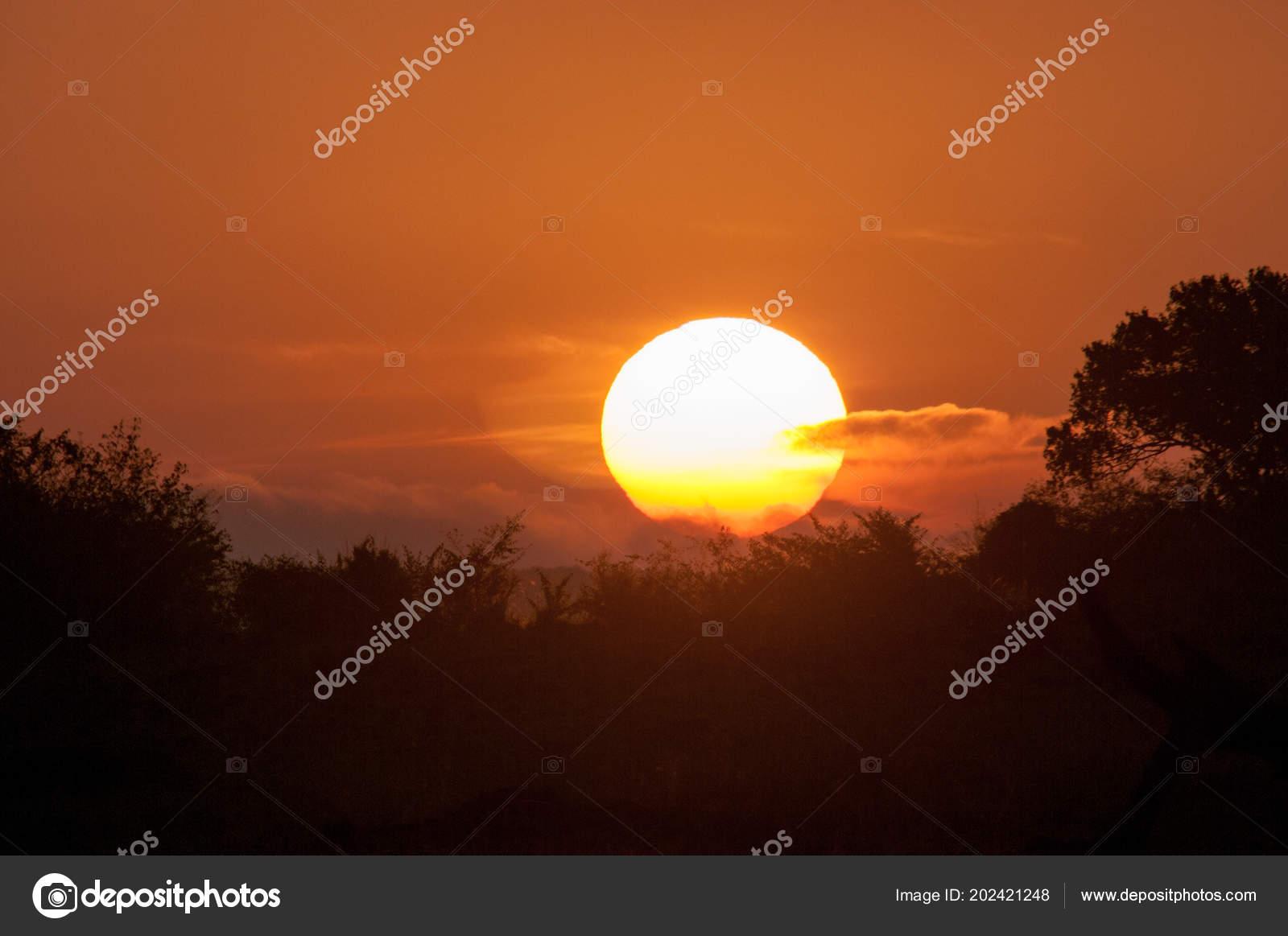 Beautiful Sunset In Kenya Africa Photo By Wijnandvantillbiz