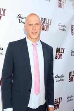 actor Bradley Buecker