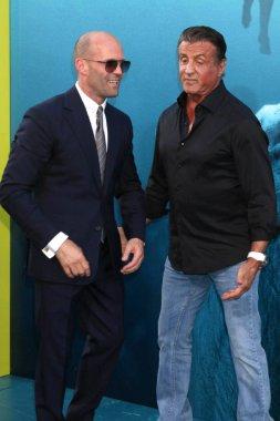 Jason Statham, Sylvester Stallone