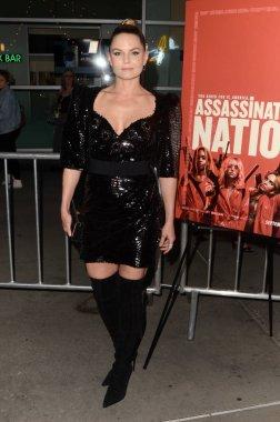 Jennifer Morrison at the