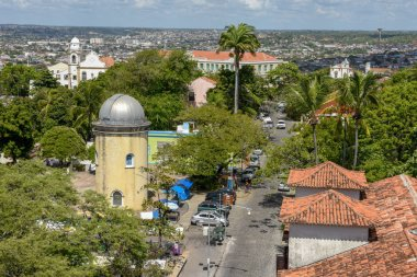 Old colonial town of Olinda, Brazil