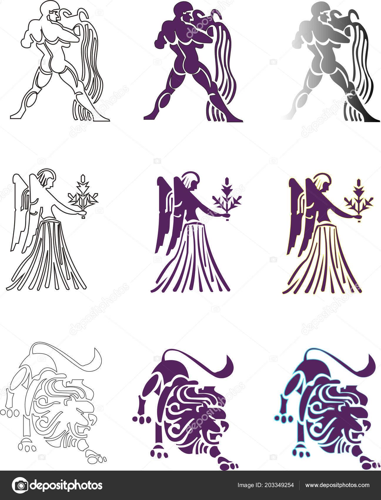 8f0c9d5d7 The twelve astrology horoscope signs of the zodiac. Aquarius Gemini Taurus  Aries Scorpio Sagittarius Capricorn Pisces Cancer Leo Virgo and Libra.