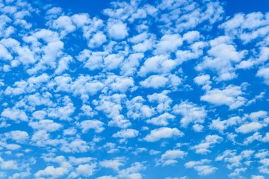 Sky days are a little cloud in the blue sky